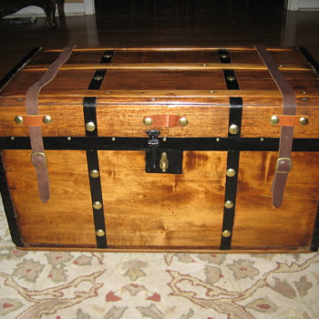 One of My First Trunks - Furniture