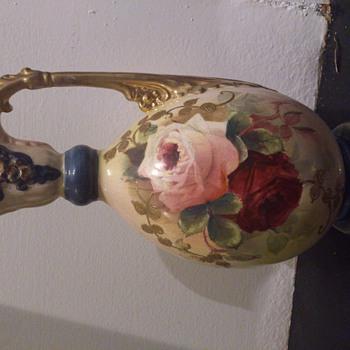 Mystery inherited vase - China and Dinnerware