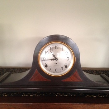 No 2 Cymbol Seth Thomas Mantle Clock
