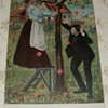 "1890's ""Apple Picking Couple"" Postcards"