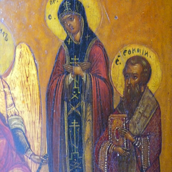 don't know anything about russian icons - Fine Art