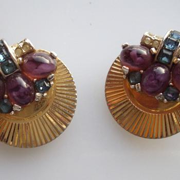 New earrings. - Costume Jewelry