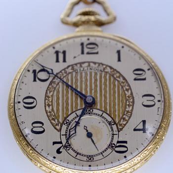 1923 Illinois Autocrat in VERY GOOD condition. - Pocket Watches
