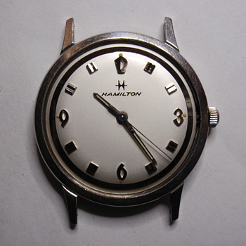 "1968 Hamilton ""Sea-Rover 3""  stainless steel case - Wristwatches"