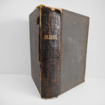 BIJBEL - Dutch Family Bible - Books