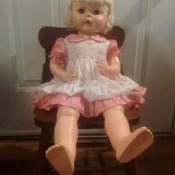 1964 HORSMAN 15 INCH DOLL - Dolls