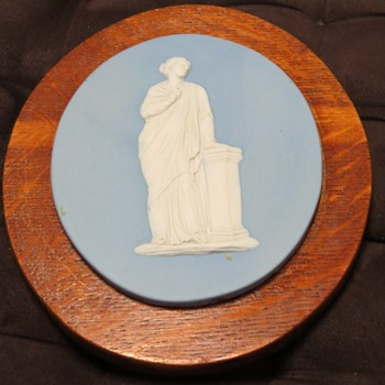 Wedgwood Jasperware Plaque - China and Dinnerware