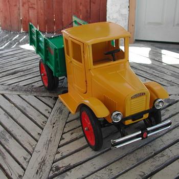 PRESSED STEEL - Model Cars