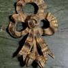 Gilded Metal Ribbon