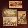 Victorian Advertising Trade Cards - Todays Estate Sale Finds!