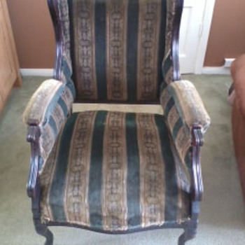 Great Grandparents Chairs
