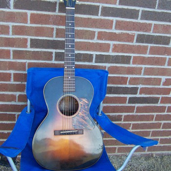 1930's Gibson L-OO? - Guitars