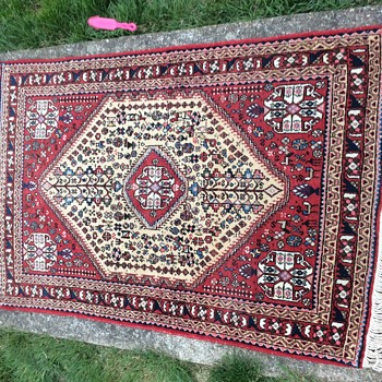 Persian rug 2/3 my favourite