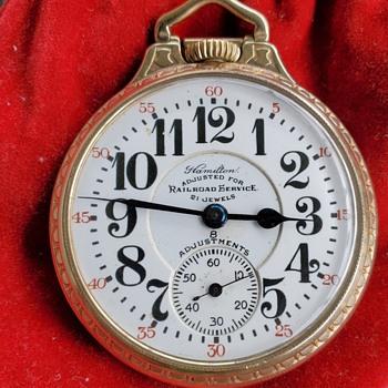 Hamilton 992 Special,Grail Watch - Pocket Watches