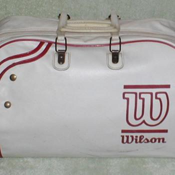 Vintage Wilson Sport Bag - Bags