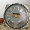 Old F-75 Jeep Willys Speedometer