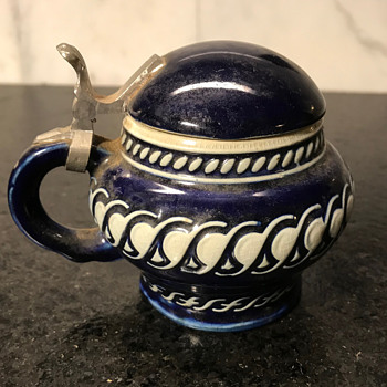 Odd little stein? - Pottery