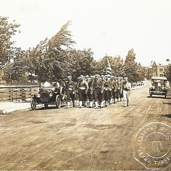 Military Parade - Postcards