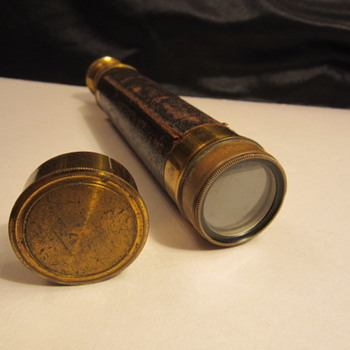 My 19th century spyglass doesn't work!? - Tools and Hardware