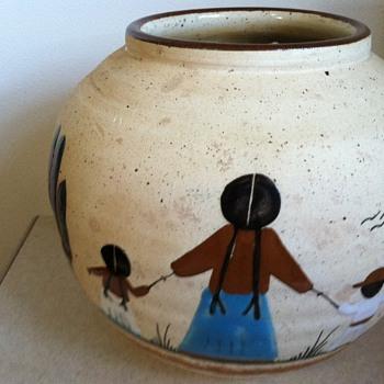 Pottery Bowl - Mexico - Pottery