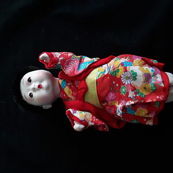 Looking for Information on Japanese Doll - Dolls
