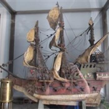 Ship - Toys