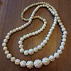 Ivory necklaces