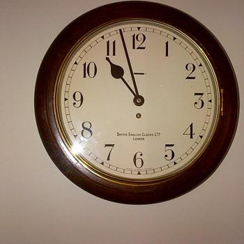 Smith english clocks Ltd. London. - Clocks