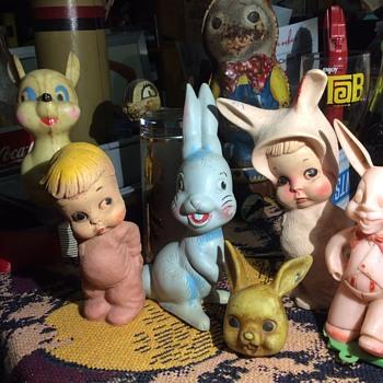 Polka Pooka  hop to you Harvey  - Toys