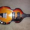 60's Tiesco Violin Guitar