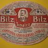 An old soda: Bilz