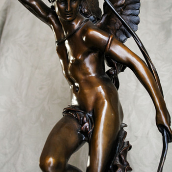 Bronze of Eros - Fine Art