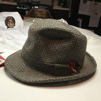 My Grandpa Joe's London Fog Fedora - Hats