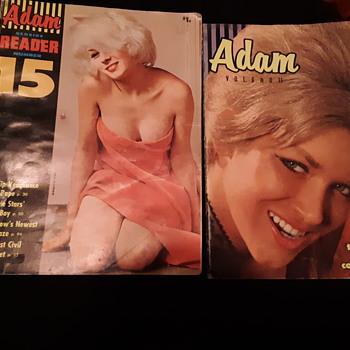Adam mens adult magazine  - Paper