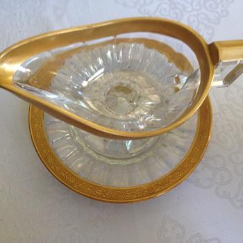 Gravy Boat? - Glassware