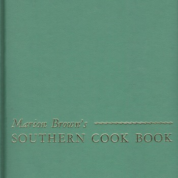 SOUTHERN COOK BOOK - Books