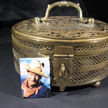 John Wayne  .  .  . Personal Property