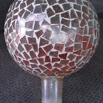 Glass Lamp Globe - need help with style??? - Lamps