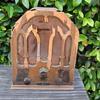 Unrestored Remler 21-3 Cathedral Tube Radio 1932