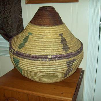 Native American Basket?