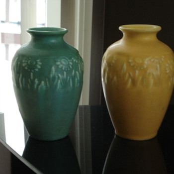 Rookwood vases - Pottery