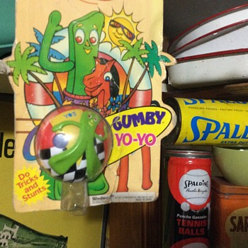 For the last time it's not GUM-BEE,, sold at Woolworths  - Toys