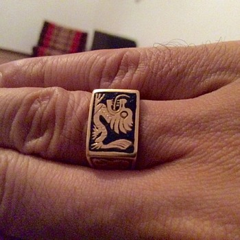 My grandfather ring