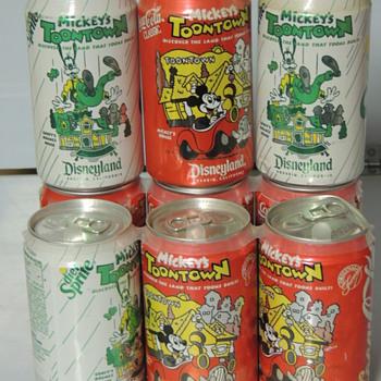 TOONTOWN COCA COLA - Coca-Cola
