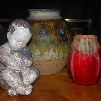 Michael Andersen & Son Ceramics, Bornholm, Denmark  - Pottery