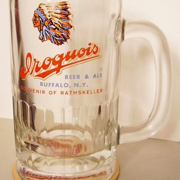 Iroquois Beer, Buffalo, NY - Breweriana