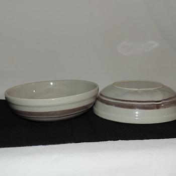 "Lancaster Colony McCoy 8"" Serving Bowls - Pottery"