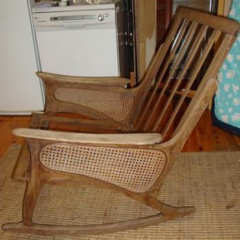 My favorite rocking chair...