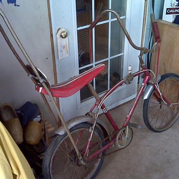 Patrol Bicycle