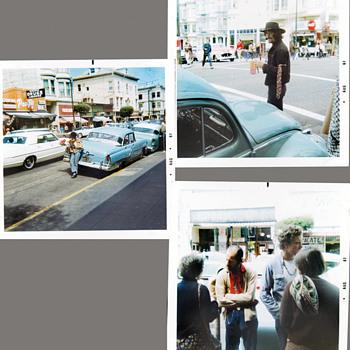 Marc's 1967 Summer of Love Haight Ashbury Photos - Photographs